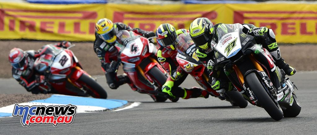 James Ellison leads Shane Byrne and Dan Linfoot