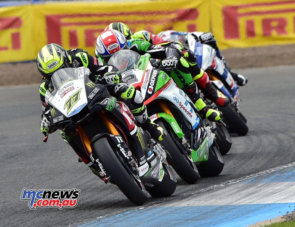 James Ellison leads Luke Mossey, Shane Byrne and Jake Dixon