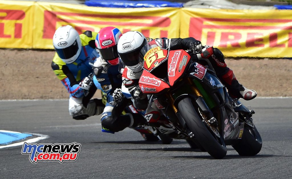 Arthur Sissis now moves into fourth place in the British Superstock 600 Championship