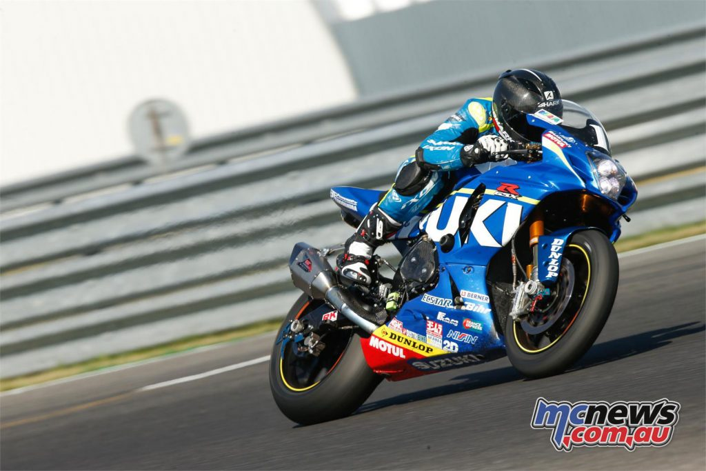 Suzuki Endurance Racing Team - Image by David Reygondeau