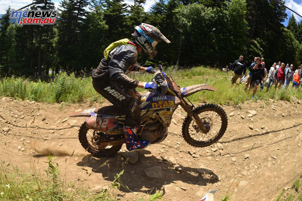 GNCC Snowshoe - Ricky Russell - Image by Ken Hill