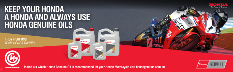2017 MotoGP content on MCNews.com.au brought to you by Honda Genuine Oils