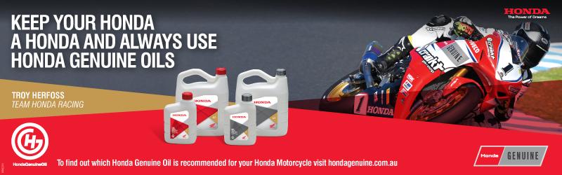 2017 MotoGP content on MCNews.com.au brought to you by Honda Genuine Oils