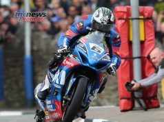 Michael Dunlop at Bray Hill - Senior TT 2017