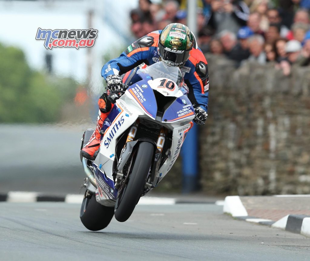 Peter Hickman at Bray Hill