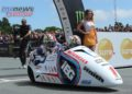Ben & Tom Birchall on their way to their second win of the weekend
