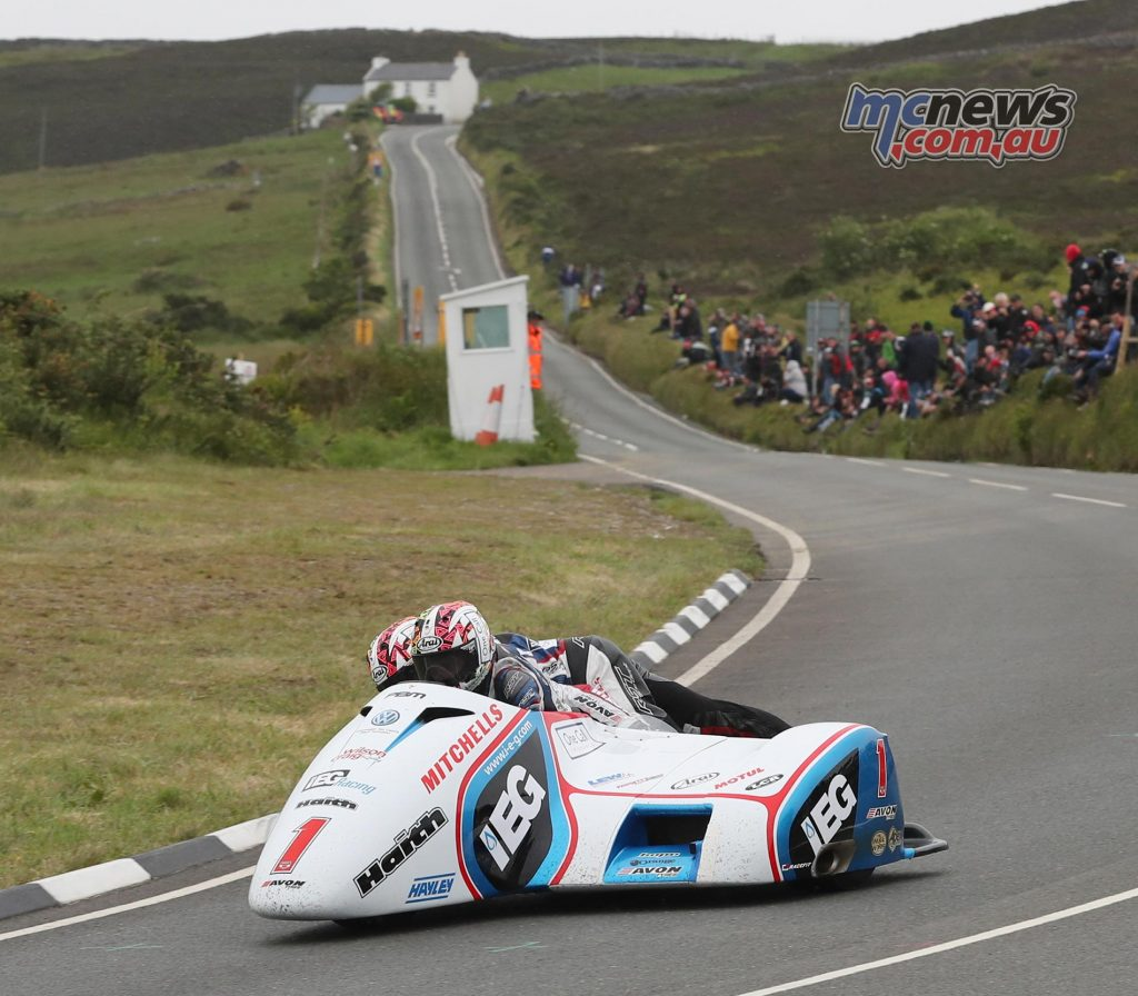 Ben and Tom Birchall set new TT lap record in fifth TT Race Win