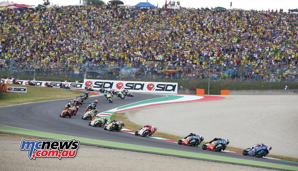 MotoGP 2017 - Round Six - Mugello - Italian GP - Moto2 - Image by AJRN