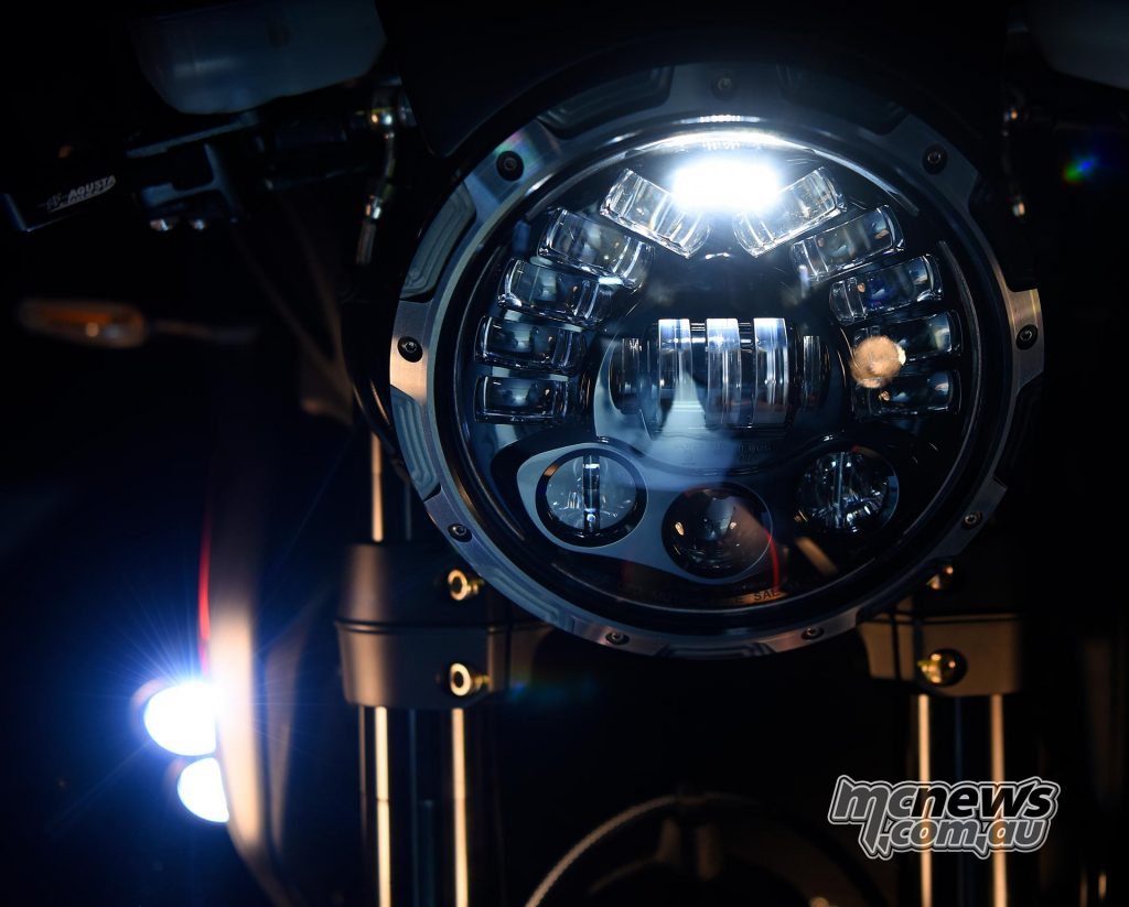 The adaptive LED headlight is a complex piece of technology designed to offer the best lighting solution
