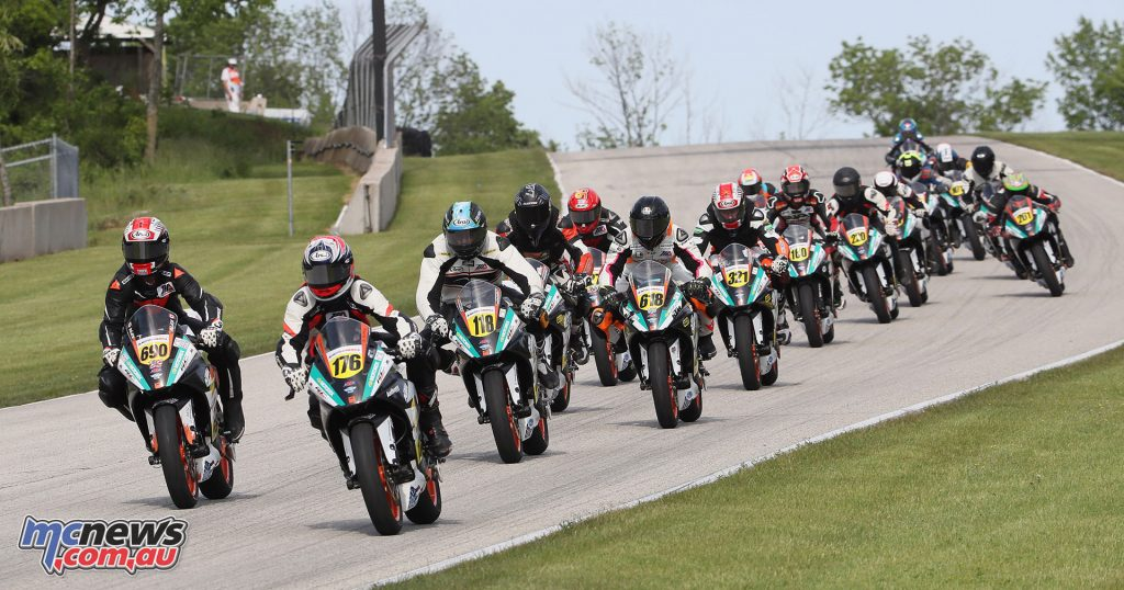 KTM RC Cup Race 1 - Image by Brian J. Nelson