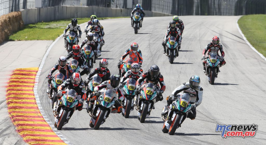 KTM RC Cup Race 2 - Image by Brian J. Nelson