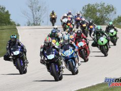 Supersport Race 2 - Image by Brian J. Nelson