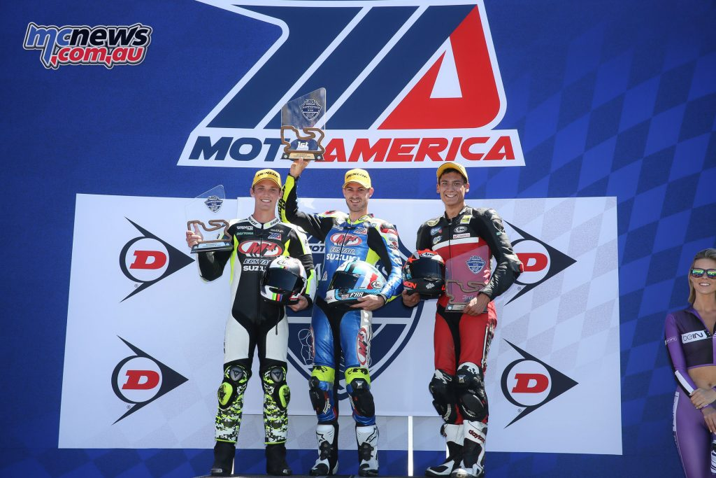 Supersport Podium - Race 2