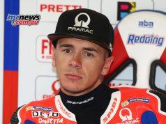 Scott Redding will join Aprilia Racing for the 2018 MotoGP season