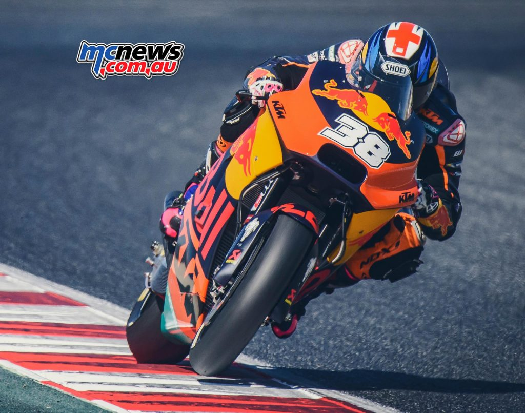 Bradley Smith was forced to sit out Barcelona but now returns