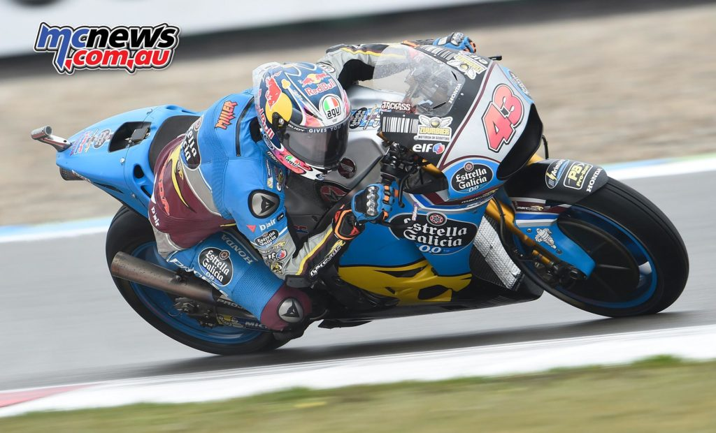 Jack Miller will start from 13th on the grid at Assen