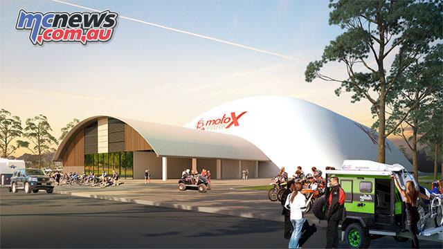 Sydney Indoor MotoX Park