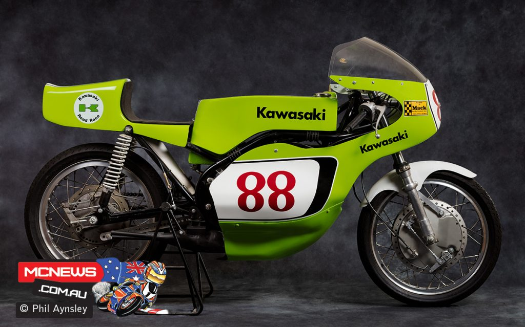 1972 Kawasaki S1R