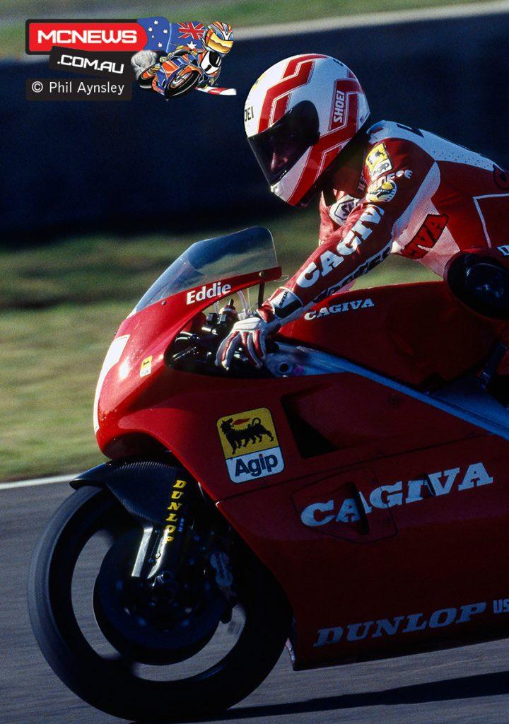 Eddie Lawson - Cagiva C591