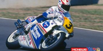Mick Doohan - Honda NSR500