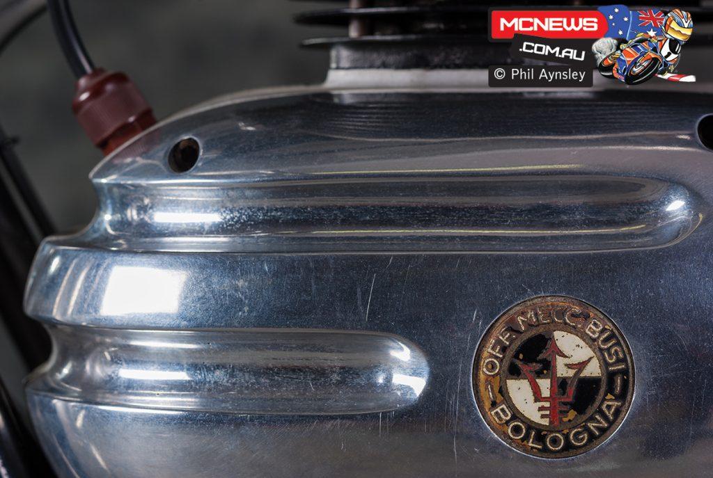 Moto Nettunia 160 Sport