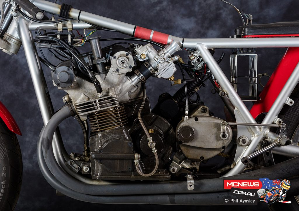 A six-speed gearbox was another feature, with power 88hp