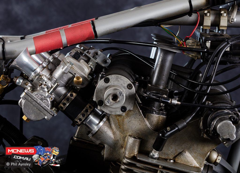 The engine could actually rev to 15,000rpm safely