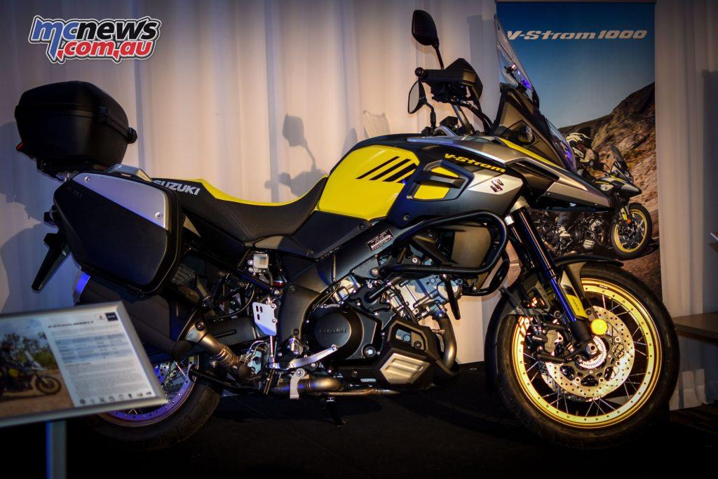 Suzuki Motorcycle Road Show Brisbane - V-Strom 1000