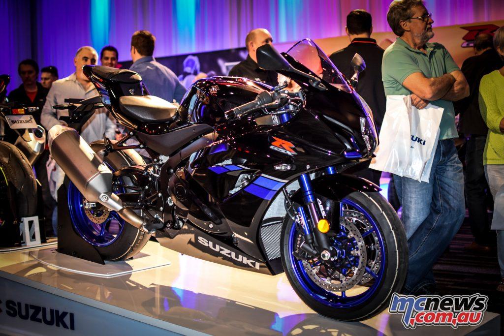 Suzuki Motorcycle Road Show Brisbane - GSX-R1000R