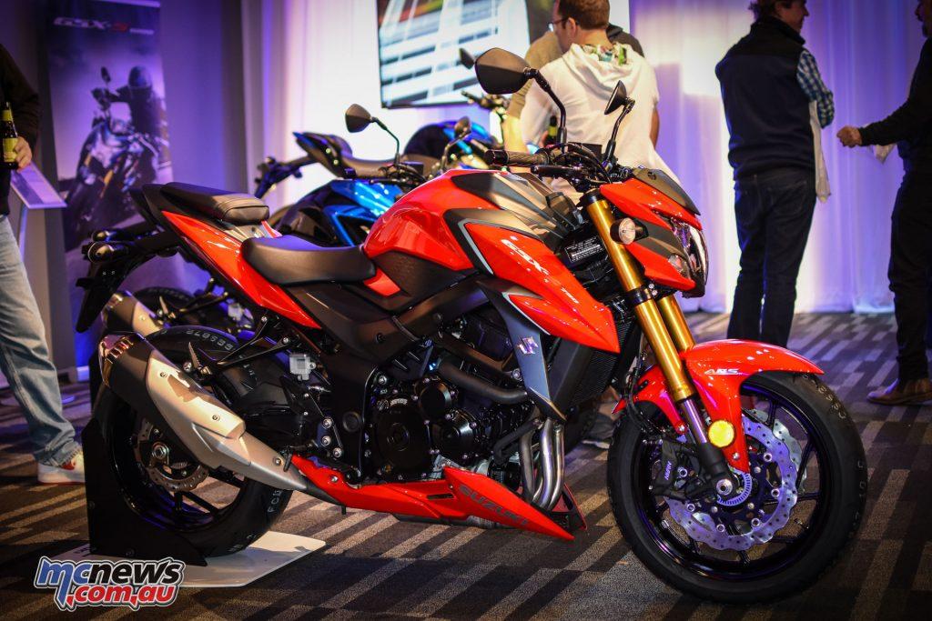 Suzuki Motorcycle Road Show Brisbane - The new GSX-S750