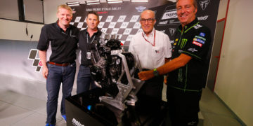 Triumph announced as engine provider for Moto2 from 2019