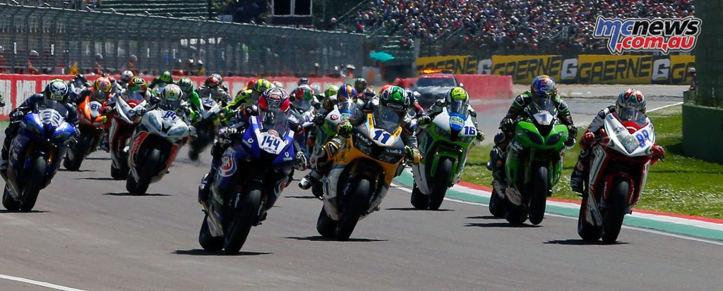 A re-energised Sofuoglu looks to be the man to beat in World Supersport at Misano