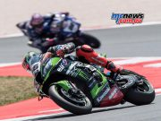 Tom Sykes leads Alex Lowes