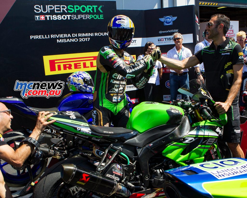 Kenan Sofuoglu (Kawasaki Puccetti Racing)