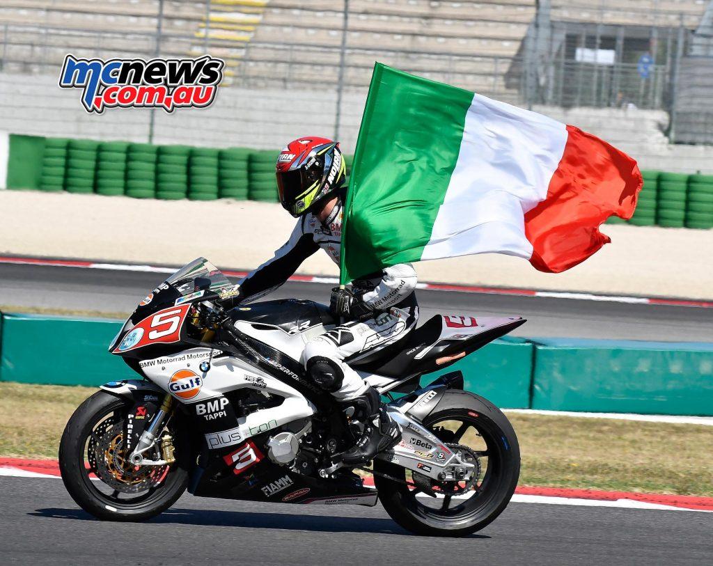 Marco Faccani (Althea BMW Racing Team)