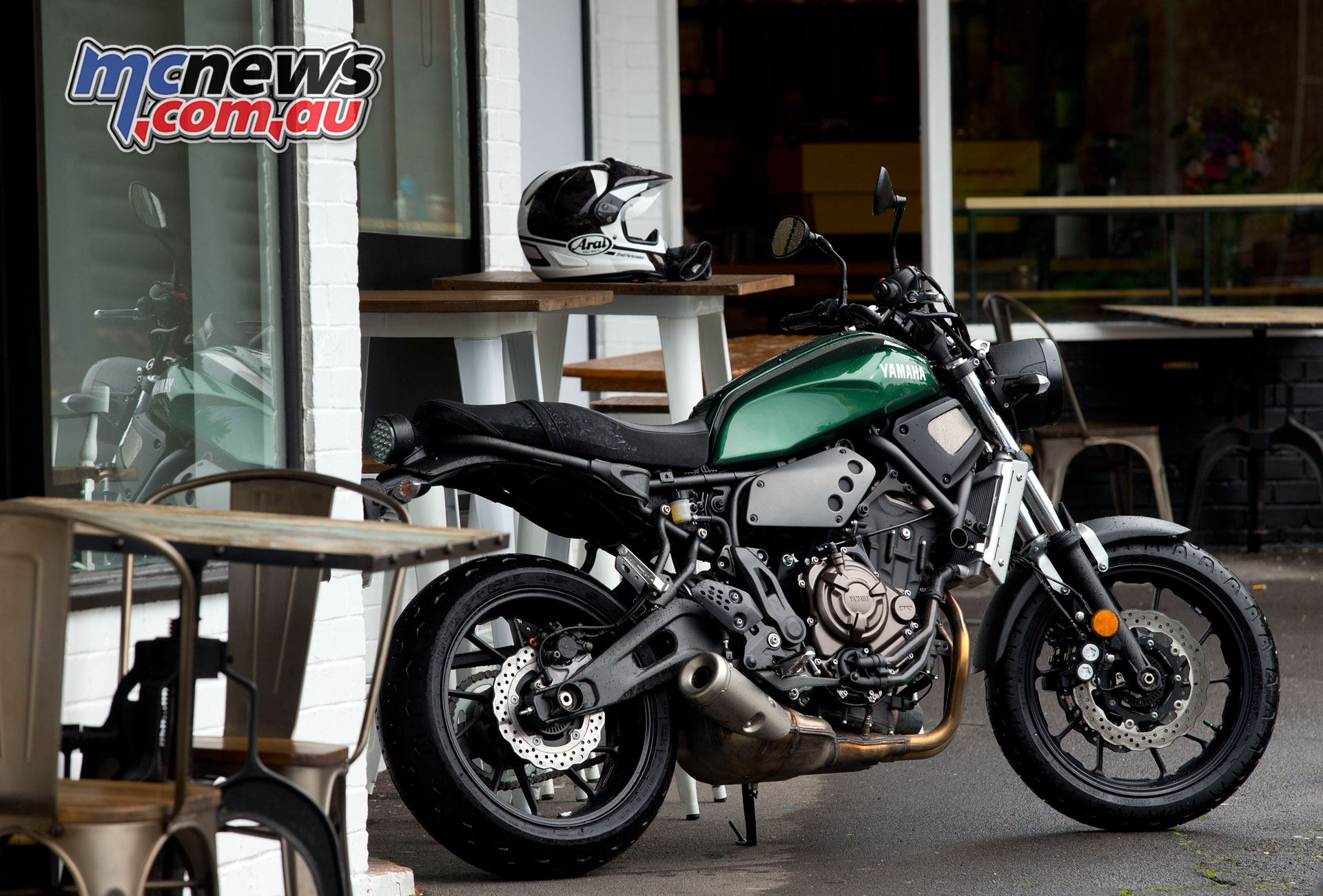 Outstanding Yamaha Xsr700 Review Lams Style Performance Mcnews Evergreenethics Interior Chair Design Evergreenethicsorg