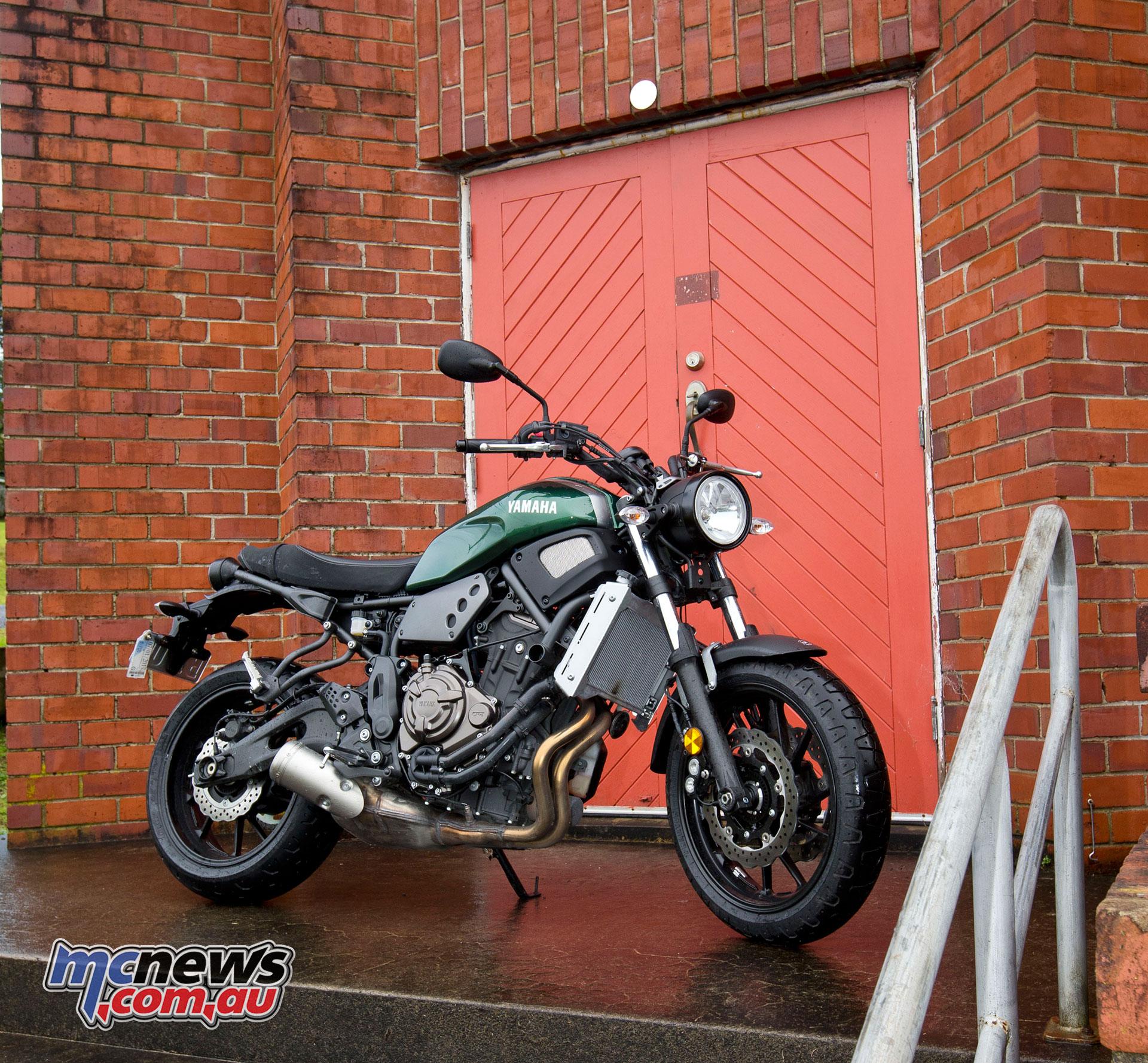Super Yamaha Xsr700 Review Lams Style Performance Mcnews Evergreenethics Interior Chair Design Evergreenethicsorg