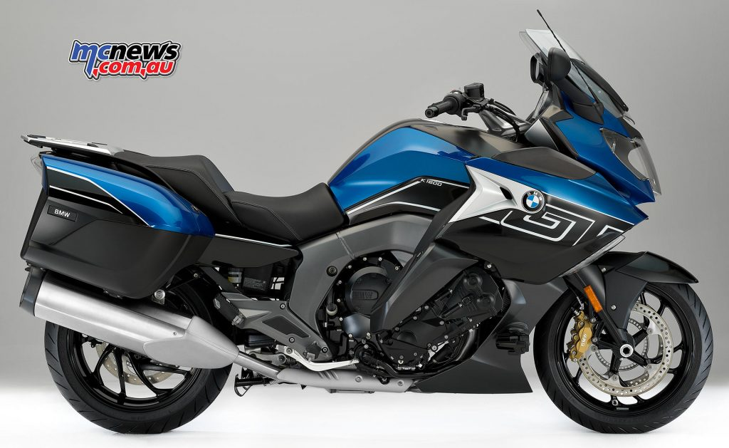 The Sport version of the K 1600 GT as tested offers just that, a more sport orientated version