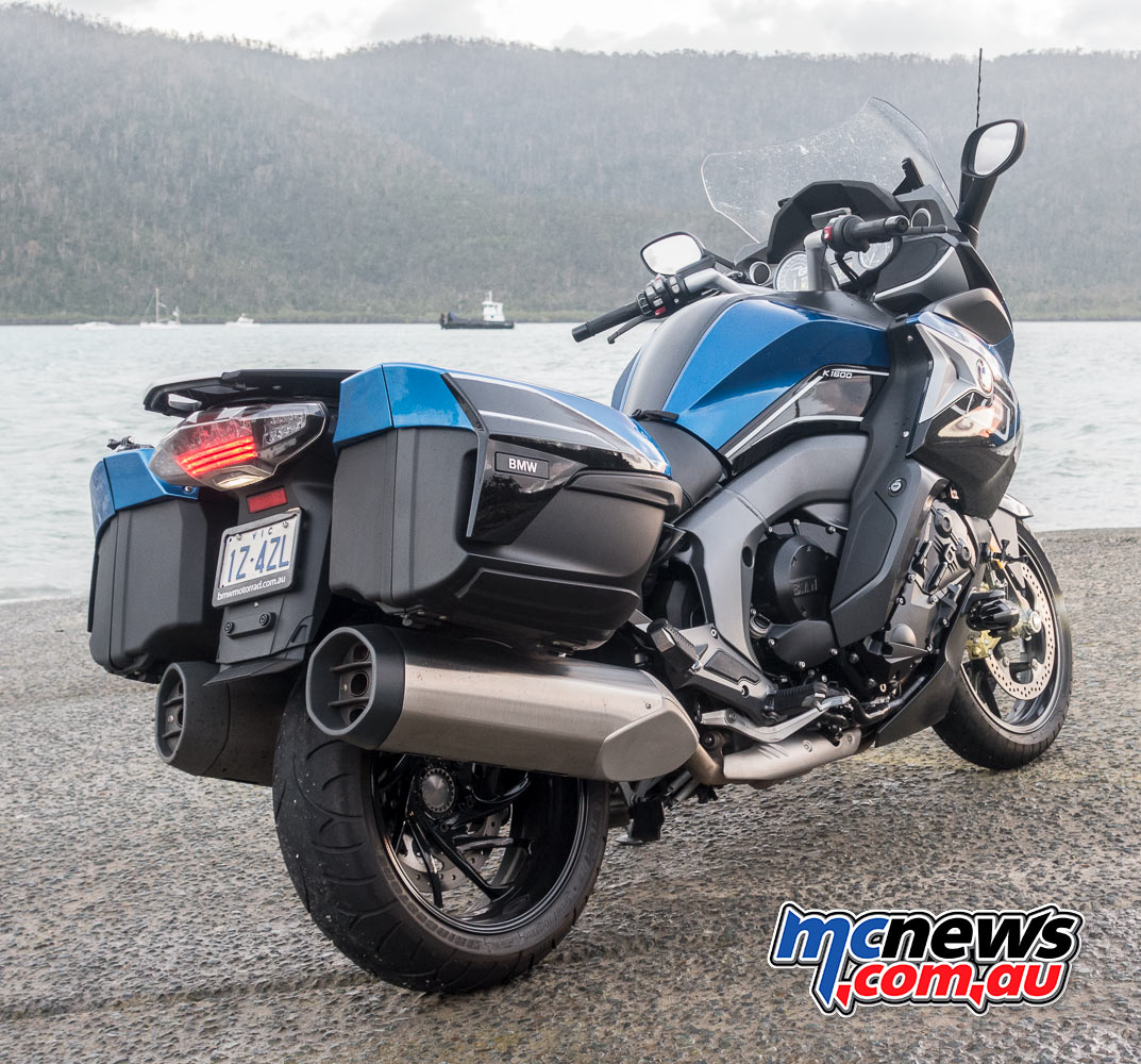 Cloncurry To Proserpine On Bmw K 1600 Gt Part 6 Mcnewscomau