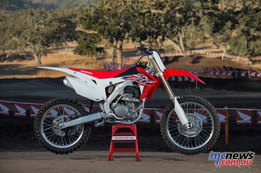 Honda's CRF250R now available with a 1.99% comparison rate
