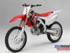2017 Honda CRF250R