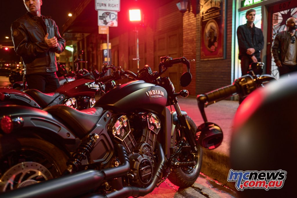 Indian Scout picked up some admirers willing enough to put their money down in 2017