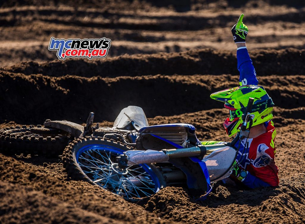 Todd goes in a little too far this time around on the YZ450F