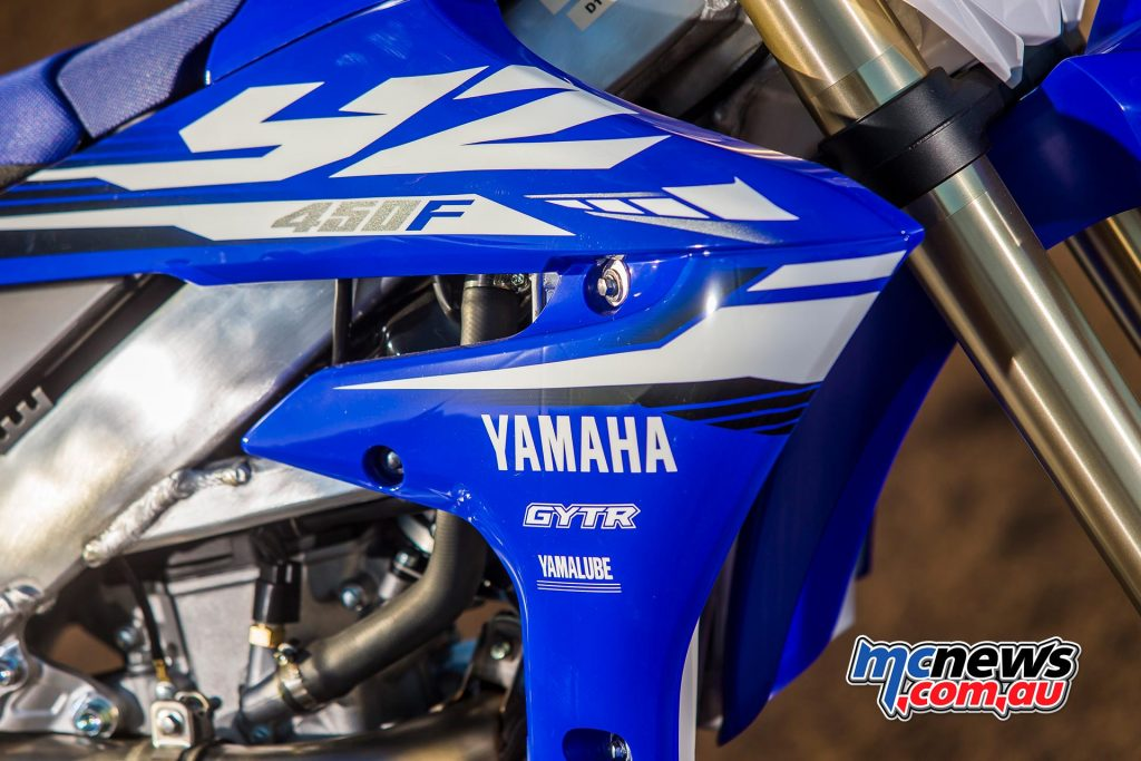 YZ450F is Australia's most popular motocross bike - 2017 Australian Motorcycle Sales Data