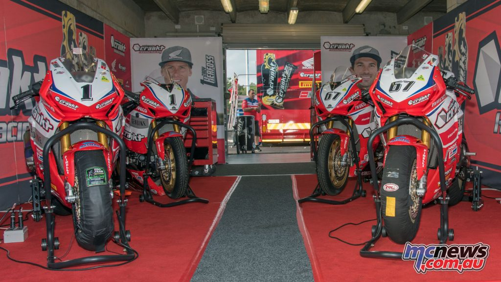 Team Honda Racing