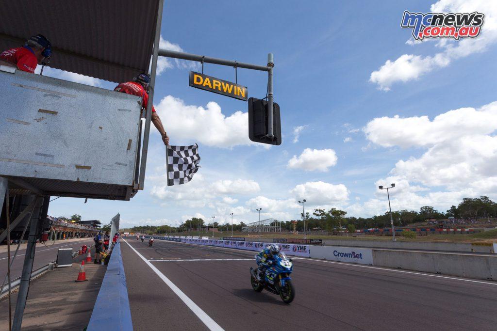 Superbikes Race Start