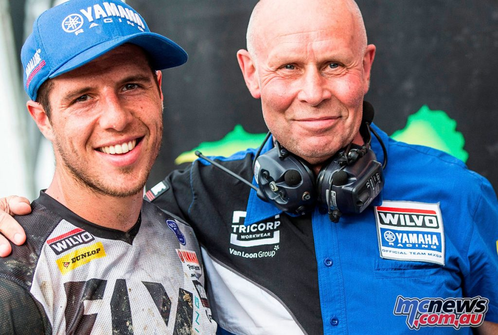 Arnaud Tonus and Louis Vosters