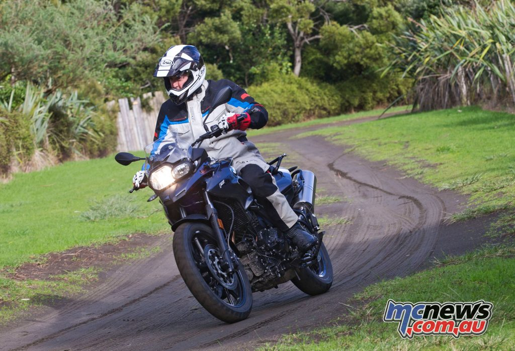 Don't mistake the F 700 GS for boring, it's an exceptional machine that will do it all