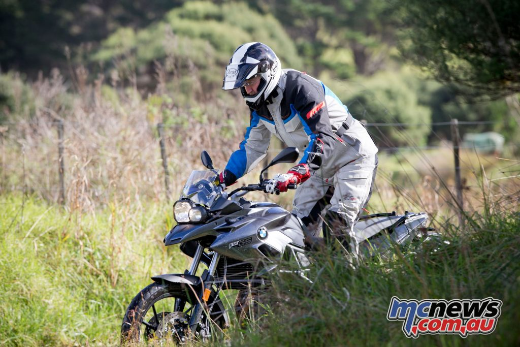 The F 700 GS offers a great option for those after a more restrained adventure-sport keeper