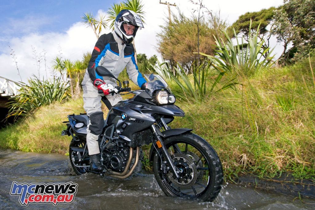 """To sum up, BMW's F700GS is a genuinely nice bike and great to ride."""